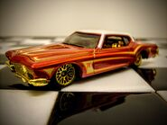 Hot Wheels (Treasure Hunts) Buick Riviera 2011