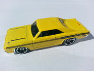 1974 Brazilian Dodge Charger side