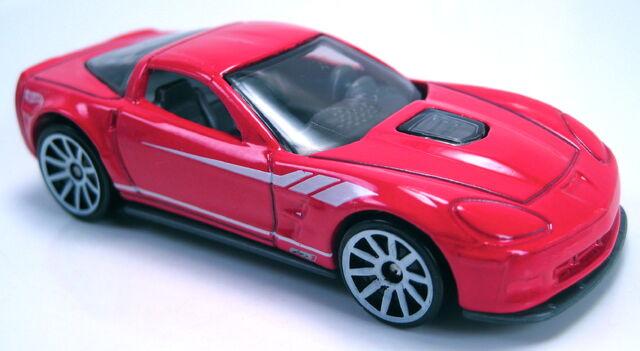 File:'09 Corvette ZR1 red HW showroom 2013.JPG