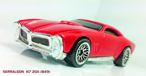 GT-03 RED FUCSIA B