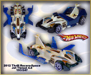 2012 Thrill Racers-Space Jet Threat 4.0