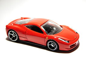 Ferrari 458 Italia 01