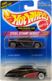 Steel Stamp Series 2-Pack package front