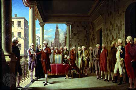 File:George Washington's First Inauguration.jpg