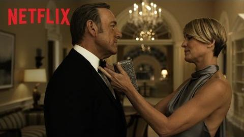 House of Cards - Season 3 - Official Trailer - Netflix HD