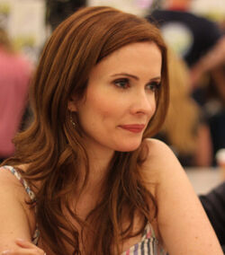 Bitsie Tulloch at Comic-Con 2011 cropped