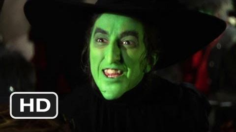 I'm Melting! - The Wizard of Oz (7 8) Movie CLIP (1939) HD