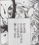 Sophie in hotd manga