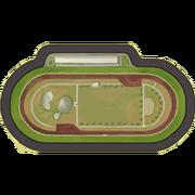 Medium sized race track