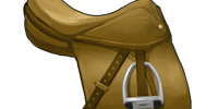 MG saddle