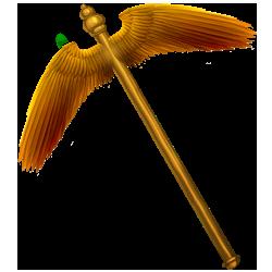 Hermes' Winged Staff