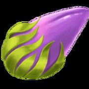 Plante-graine-violette