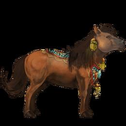 Khan Pony Nomade
