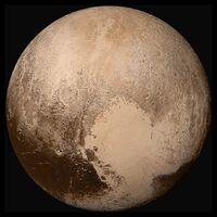 Pluto Planet Sonnensystem