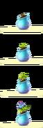 Das magische Gewächshaus Howrse Blauer Samen 2