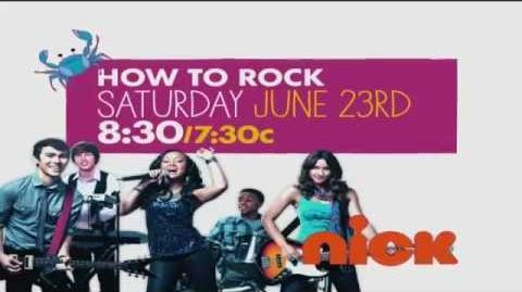 How to Rock A Love Song Promo
