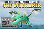 Mudraker SOD stats