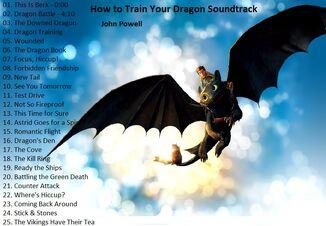 HTTYD Soundtrack