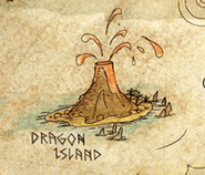 Dragon Island on map