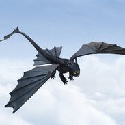 Toothless toy 2