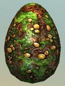 Hideous Zippleback egg SoD