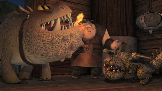 how to train your dragon season 5