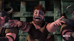 Dagur Race to the Edge