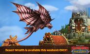 Desert Wraith poster 2
