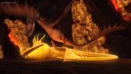 Snotlout's Fireworm Queen 321