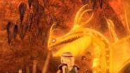 Snotlout's Fireworm Queen 186