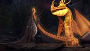 Snotlout's Fireworm Queen 101