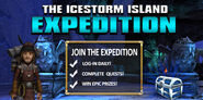 Icestorm-island-contest