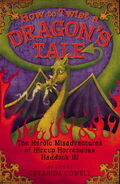 How to Twist a Dragon's Tale Different Cover