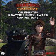 3 daytime emmy nominations