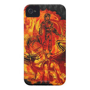 Dragons Fire iPhone 4 Case-Mate Case