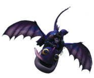 Baby Scuttleclaw Transparent