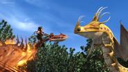 Snotlout's Fireworm Queen 123