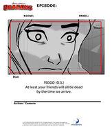 Maces and Talons Storyboard 3