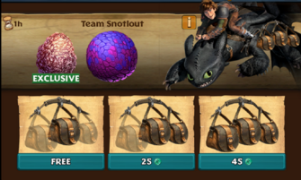 Team Snotlout (Day 4)