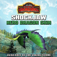 Shockjaw hero skin-final