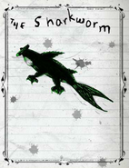 Sharkworm Dragon Books