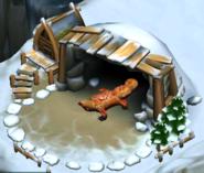 Exotic Cavern Crasher Juvenile