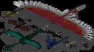 Wild Skies Dragon Models