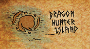 Dragon hunter island on map