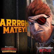Dagur pirate