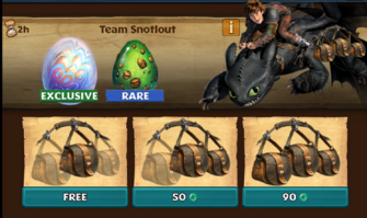 Team Snotlout (Day 5)