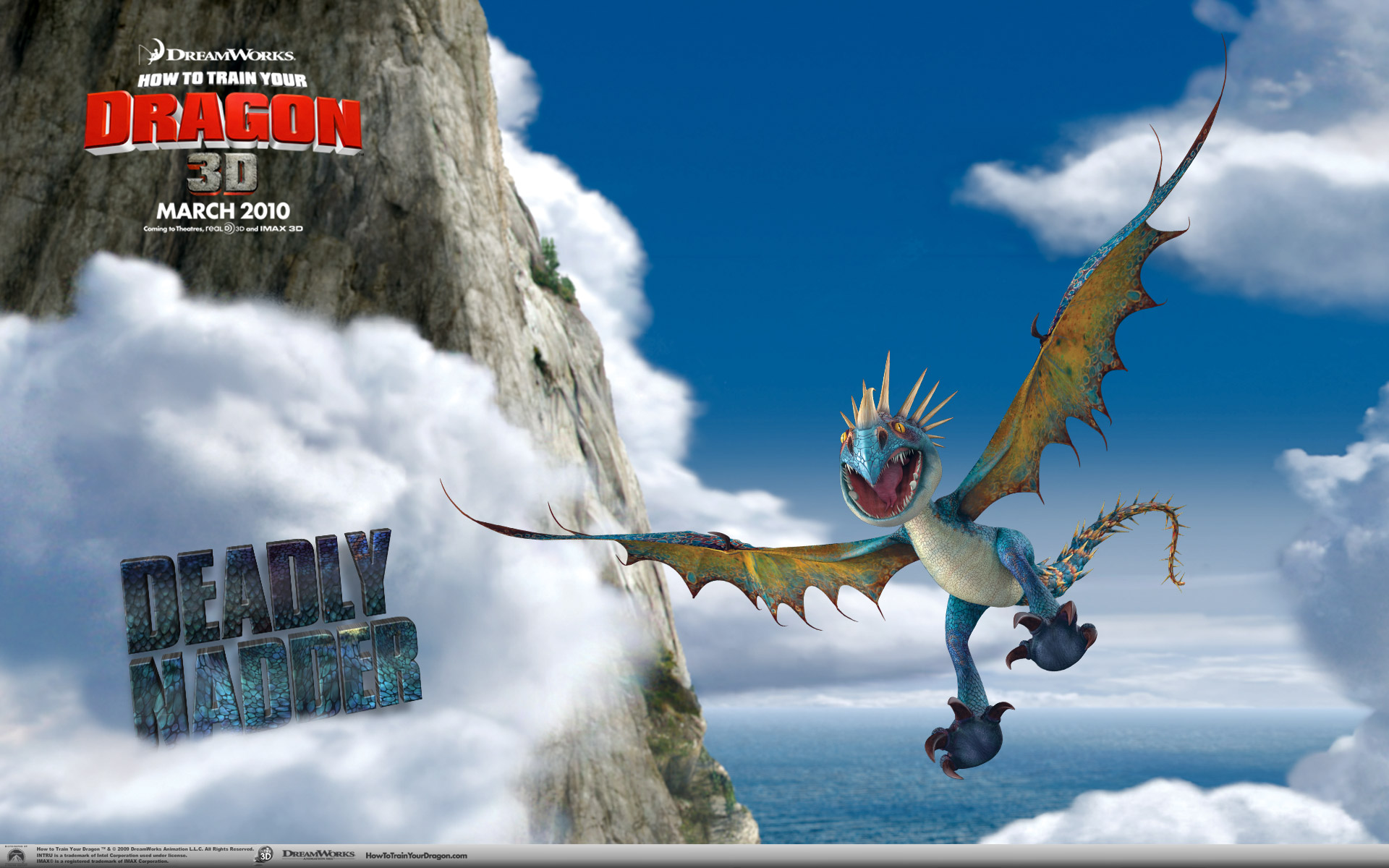 cool dragons from how to train your dragon
