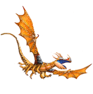 Battle Fireworm Princess - NBG