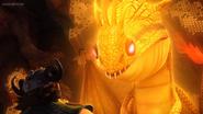 Snotlout's Fireworm Queen 253