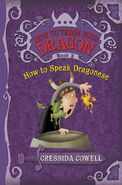 How to Speak Dragonese Newer American Cover
